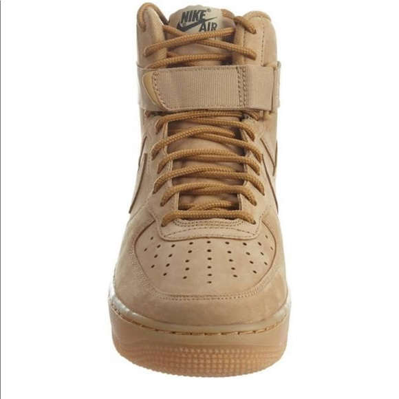 Nike Shoes | Peanut Butter High Top Air